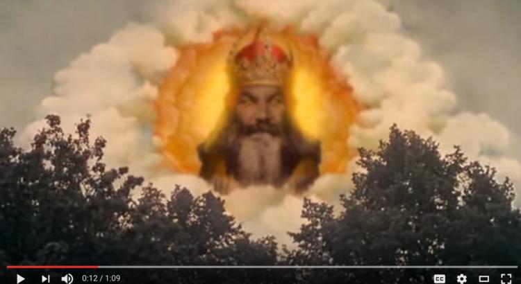 Screenshot: Monty Python's God