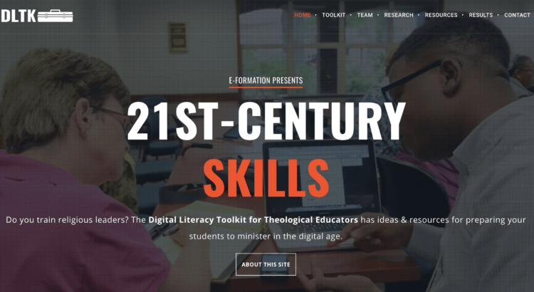 Digital Literacy Toolkit cover image