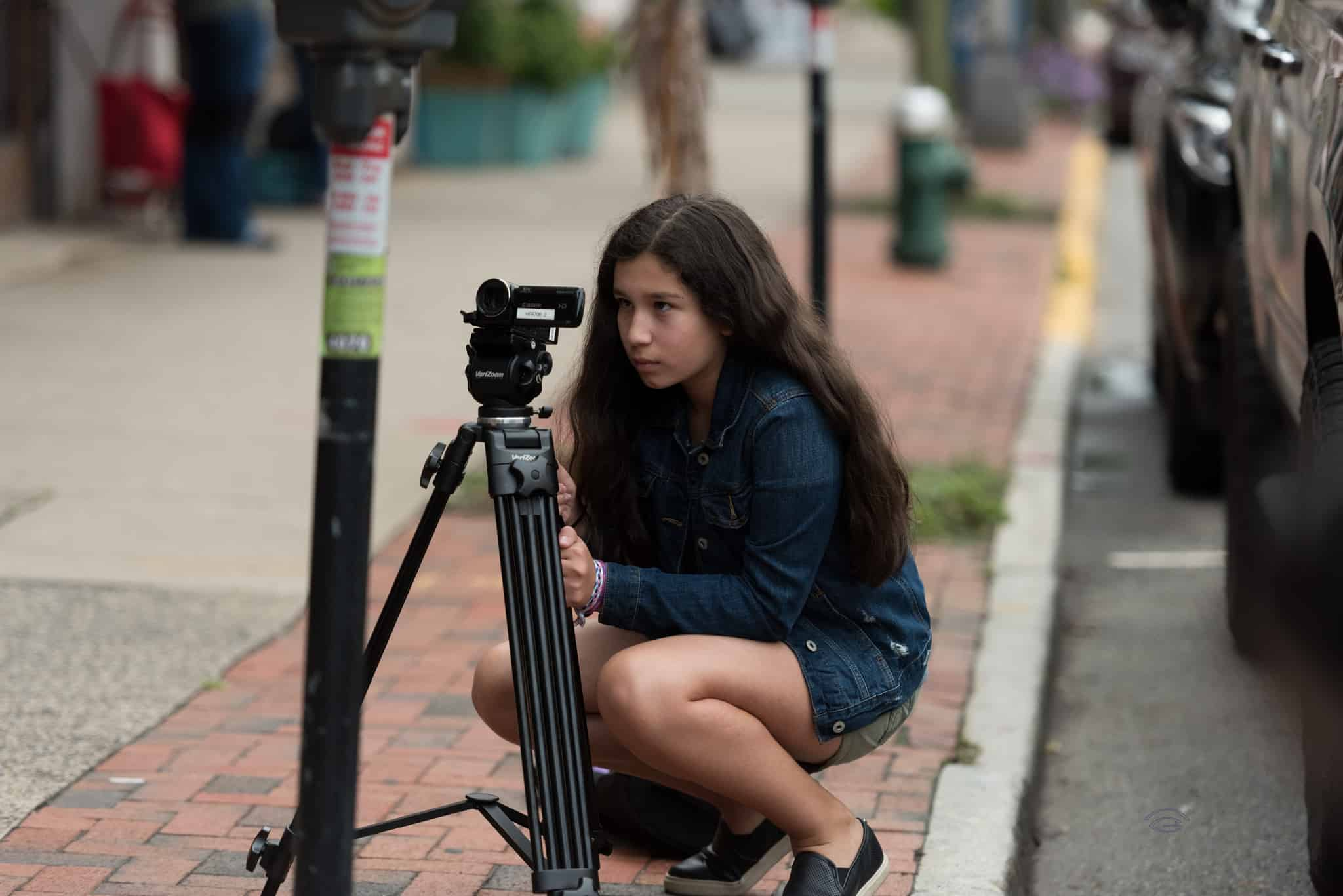 "Photo: ""Amy Gallatin / Montclair Film"" - media literacy"